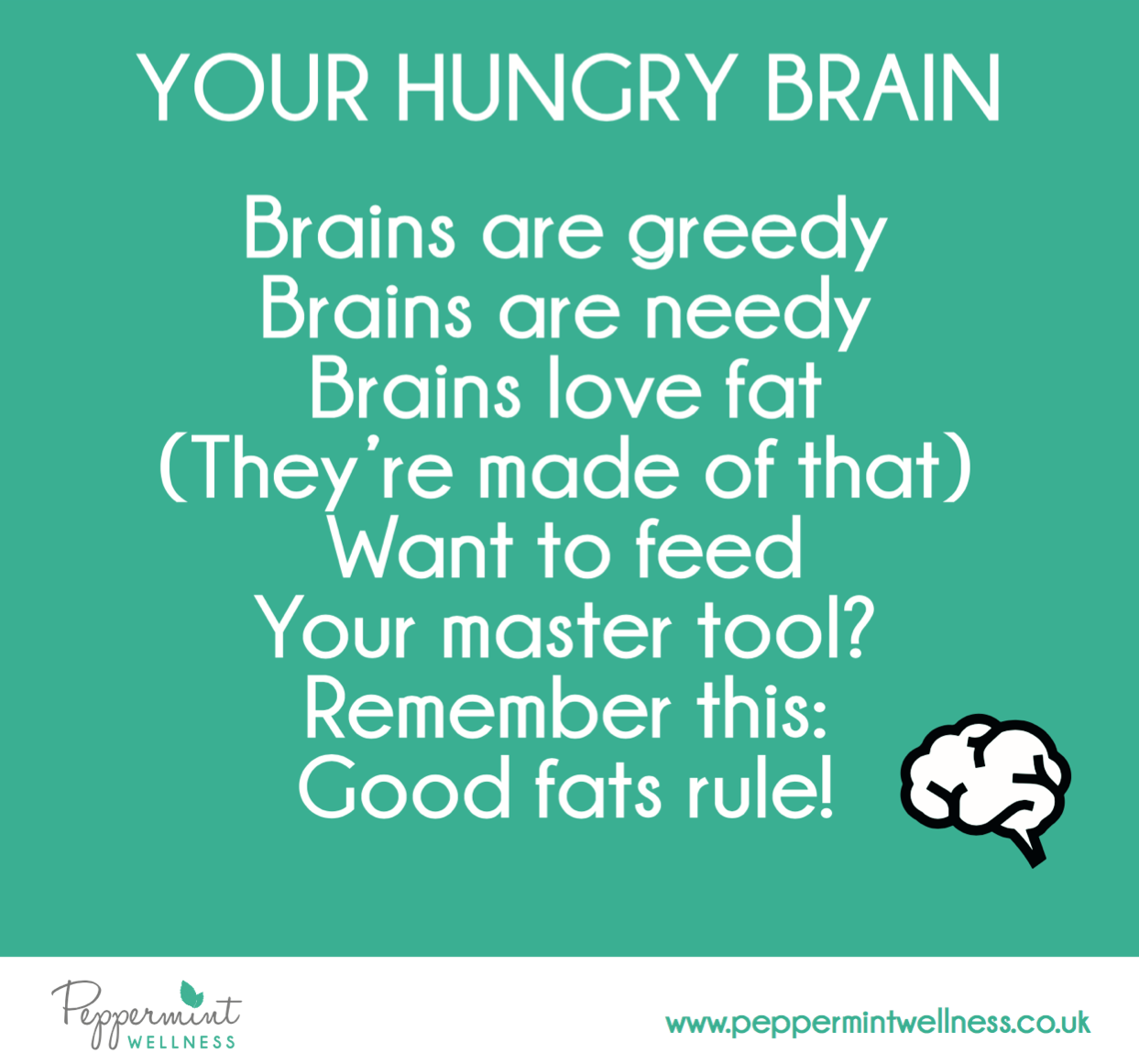 Your Hungry Brain