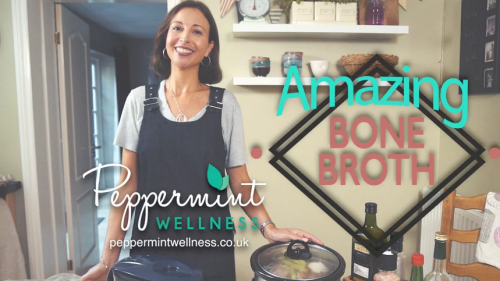 My Amazing Bone Broth